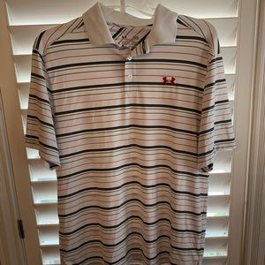 Men's Under Armour Large Polo
